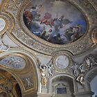 Louvre Ceiling by Talia Felix