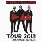 Depeche Mode : Delta Machine Tour 2013 - Bucharest 15-05-13 by Luc Lambert