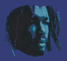Peter Tosh Blue by portispolitics