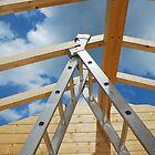 Main Interior Beam and Ladder by jojobob