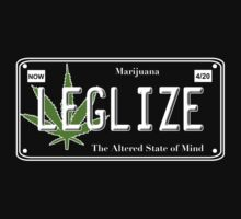Legalize It by Samuel Sheats