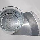 Glass of Sparkling Water by jojobob