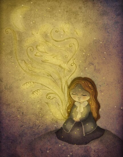 Light Upon Us by Amalia K