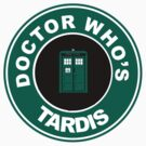 Dr Who&#x27;s Tardis  by Matthew Scotland