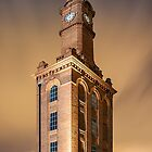 Middlesbrough Dock Clock by Darren Allen