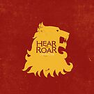 Game of Thrones: House Lannister by 23mgab
