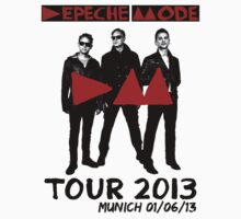 Depeche Mode : Delta Machine Tour 2013 - Munich 01-06-13 by Luc Lambert