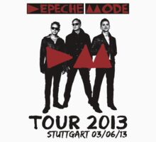 Depeche Mode : Delta Machine Tour 2013 - Stuttgart 03-06-13 by Luc Lambert