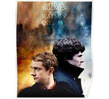 Holmes & Watson Poster
