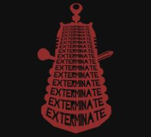 EXTERMINATE! by Blair Campbell