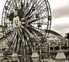 Mickey's Ferris Wheel by Tracey McQuain