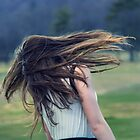 Hair Flip by Emily Keenan