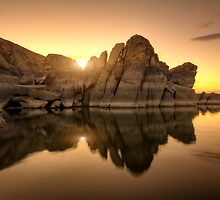 Granite Glow by Bob Larson