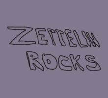 Zeppelin Rocks! by merched