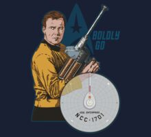 Boldly Go by Draganmac