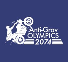 Anti-Grav Olympics -Dark by DoodleDojo