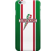 Tony Kart iPhone Case/Skin