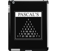 Pascal's Triangle iPad Case/Skin