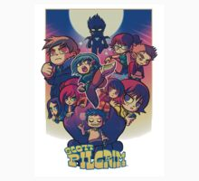 Scott Pilgrim tee  by JessyZee
