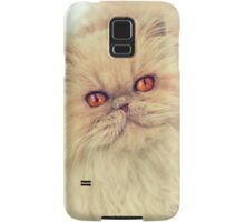 Who are you calling a big ball of fur?  Samsung Galaxy Case/Skin