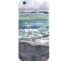 Moray Firth 5, Scotland - 2012 iPhone Case/Skin