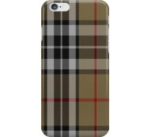 01484 Thomson Camel Fashion Tartan Fabric Print Iphone Case iPhone Case/Skin