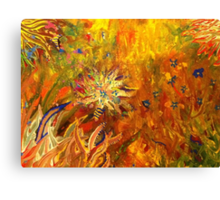 Synesthesia - iPhone Case Canvas Print