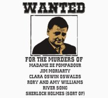 WANTED: STEVEN MOFFAT by jammywho21