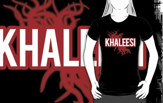 Khaleesi [red] by nimbusnought