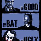 The Good, the Bat and the Ugly by GoldenLegend