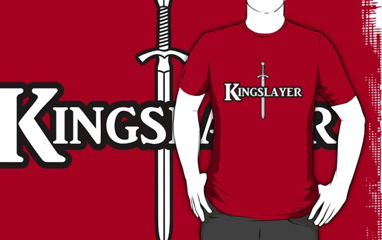 Kingslayer by nimbusnought