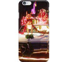 Christmas Car iPhone Case/Skin