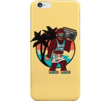 Bigfoot on Vacation iPhone Case/Skin