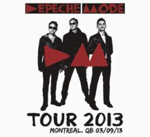 Depeche Mode : Delta Machine Tour 2013 - Montreal 03-09-13 by Luc Lambert