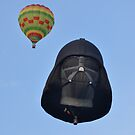 Darth Vader, Balloon Festival, Canberra, ACT, Australia 2013 by muz2142