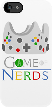 A Game of Nerds by DCVisualArts