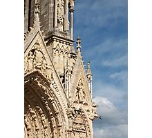 Reims Cathedral III Photographic Print