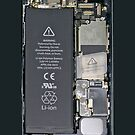 Inside iPhone 5 by DCVisualArts