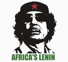 Africa's Lenin by Jordan Farrar
