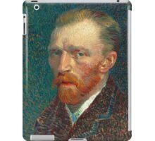 Vincent van Gogh - Self Portrait - Auto Portrait tshirt iPad Case/Skin