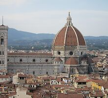 The Duomo (Santa Maria Del Fiore) by Cole Palmer