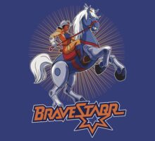 Filmation's Bravestarr & Thirty-Thirty! by fanboydesigns