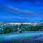 City Lights of Mt. Gambier by Ginter