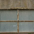 Poultry Parking by athex