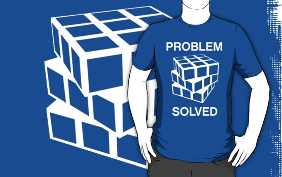 Problem Solved by cloudcreative