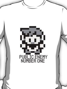 Public Enemy Number One T-Shirt