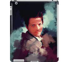 Castiel ~ Portrait iPad Case/Skin