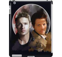 Cas & Dean iPad Case/Skin