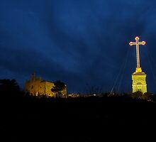 Way Of The Cross by fajjenzu