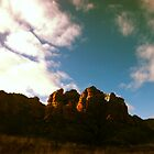 Sedona sky by Anelle121314